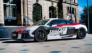 audi r8 wrapped audi r8 is racing car wrap design pinterest car wrap and cars