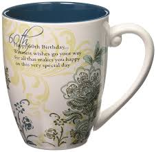 Godmother Mug Amazon Com Mark My Words 66124 60th Birthday 20 Ounce Mug