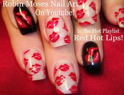 diy cute easy nail art for beginners sharpie nail designs 40 33