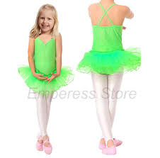 online shop girls ballet dress for children dance clothing