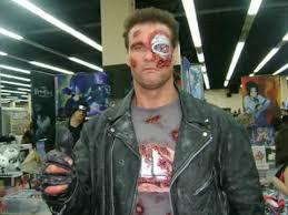 Terminator Halloween Costume Terminator