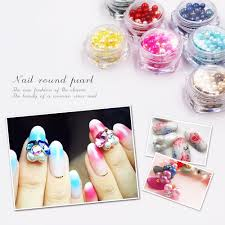 online get cheap pearls nail design aliexpress com alibaba group