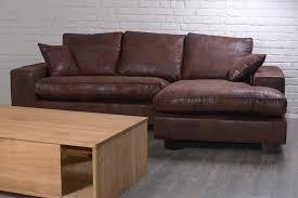 canapé d angle alinéa canape d angle convertible cuir vieilli meuble d angle alinea u