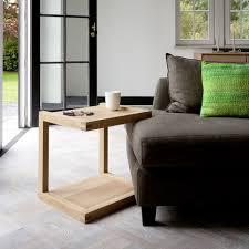 ethnicraft canapé bout de canapé chêne massif frame sofa frames sofas and canapes