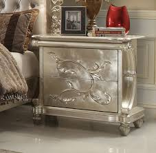 nightstand big silver nightstand silver nightstand lamps silver