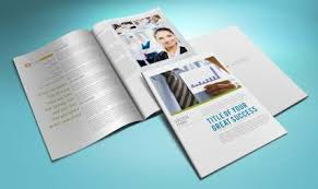 success story case study template download example with 4 pages