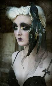 best 25 dark fantasy makeup ideas on pinterest dark halloween