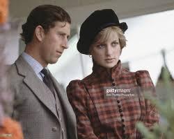 Prince Charles Princess Diana British Royalty Braemar Games Scotland 1981 Prince Charles And