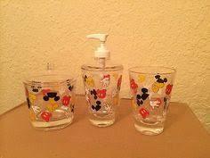 Disney Bathroom Accessories by Disney U0027s Mickey Mouse Bath Rug 25 5