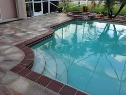 Concrete Patio Design Software by Concrete Designs Florida Pool Deck This Was Completed Around 10
