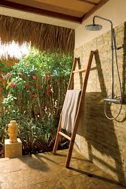 Outdoor Shower Room - the coolest outdoor showers from hotels around the world
