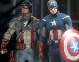 Captain America Halloween Costumes Captain America Suit Archive Superherohype Forums