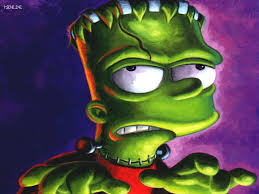 halloween cartoon wallpaper the simpsons the simpsons wallpaper simpson u0027s pinterest