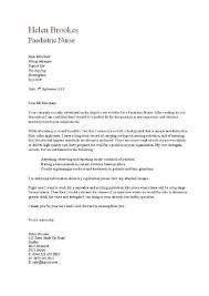 Pacu Resume Nursing Cover Letters For Resumes Nurse Cover Letter Nursing