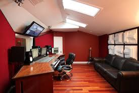 Recording Studio Desk Design by Undercaste Studios Seattle Wa Home Music Studio Ideas