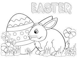 preschool easter worksheets kiduls printable coloringbook