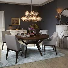 round table montgomery village arc base pedestal table 42 smoke rounding room and round dining