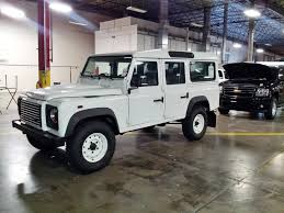 new land rover defender interior 2012 land rover defender diesel rare cars for sale blograre cars