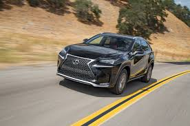 lexus sport tuned suspension 25 crossovers and suvs with surprising performance handling