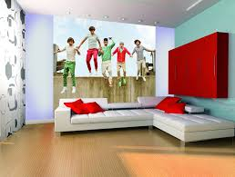 Easy Apply Wallpaper by 1 Direction Giant Wall Murals