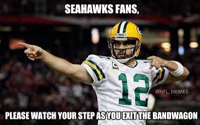 Nfl Bandwagon Memes - quotes about aaron rodgers 41 quotes