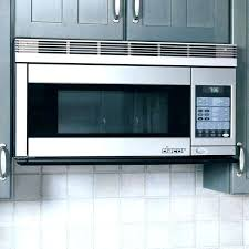 how to install over the range microwave without a cabinet over the range microwave installation without cabinet kitchen