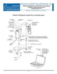 brookfield helipath with ez lock user manual 4 pages