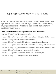 sample law clerk resume office clerk resume entry level law