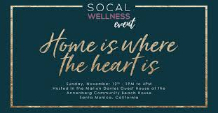Annenberg Beach House Santa Monica by Socal Family Wellness U0026 Holiday Event