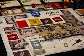 lies infection and shapeshifting in new the thing board game
