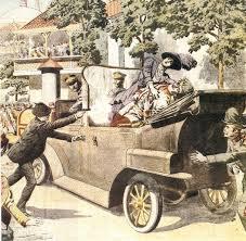 si e de sarajevo 28 juin 1914 assassinat d un archiduc à sarajevo herodote