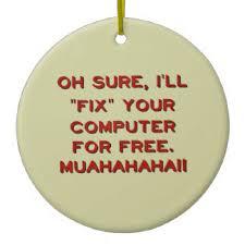 fix computer ornaments keepsake ornaments zazzle