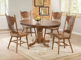 Dining Kitchen Chairs Rustic Oak Dining Table Large Oak Dining Table 8 Chairs