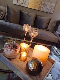 furniture coffee table christmas decorating with tower crystal