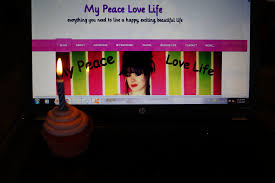 my peace love life blog