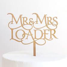 mr mrs cake topper custom magical mr and mrs cake topper dillon design