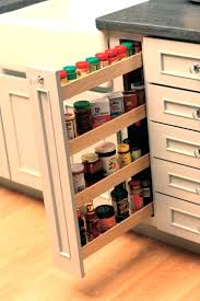 spice cabinets for kitchen pull out racks for kitchen cabinets best spice storage ideas racks