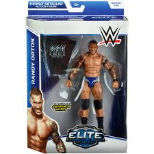 wwe elite randy orton action figure walmart com