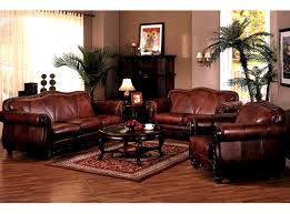 Traditional Living Room Sofas Best Traditional Leather Sofa Set Gallery Liltigertoo