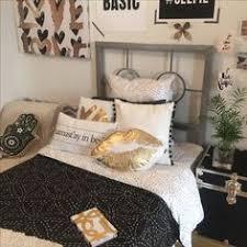 Ralph Lauren Sleek Black Tempered By Warm Golds Luxurious - Black and gold bedroom designs