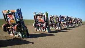 cadillac ranch carolina cadillac ranch richard nilsen