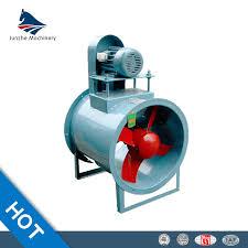 high flow exhaust fan kt40 axial flow industrial exhaust vane coaxial high temperature