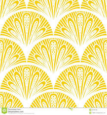 Home Design Gold Free Download Art Deco Vector Geometric Pattern In Bright Yellow Download From
