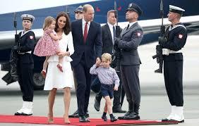 prince william and kate middleton kick off polish visit the week uk