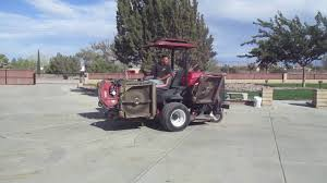 toro 4700 rotary mower diesel 7 deck gang youtube