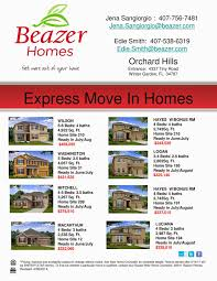 need a home in time for summer beazer has a solution in winter