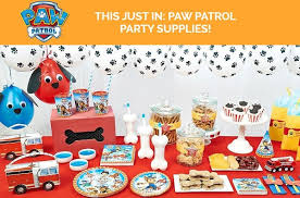 paw patrol candy table ideas how to throw the perfect paw patrol themed birthday party mom