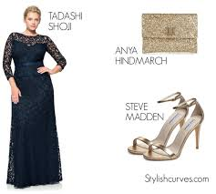 dresses for black tie wedding what to wear to a church and black tie wedding plus size style