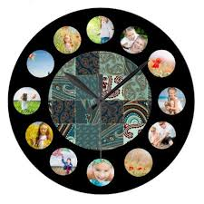 personalized clocks with pictures 313 best personalized picture clocks images on large