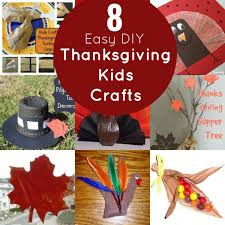8 thanksgiving craft projects